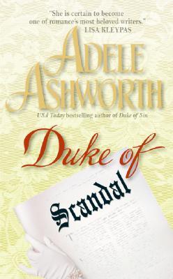 Duke of Scandal Cover Image
