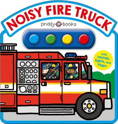 Noisy Fire Truck Sound Book (Simple Sounds) Cover Image