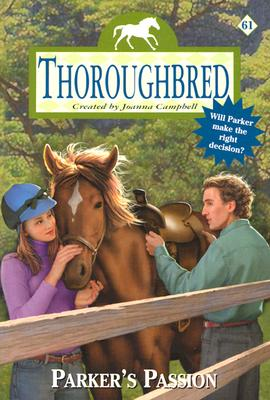 Thoroughbred #61 Cover