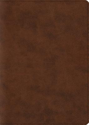 ESV Archaeology Study Bible (Trutone, Brown) Cover Image