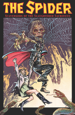 The Spider: Scavengers... Cover Image