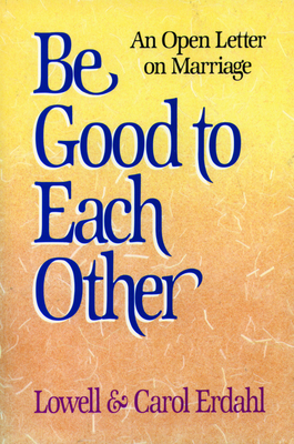 Be Good to Each Other Cover Image
