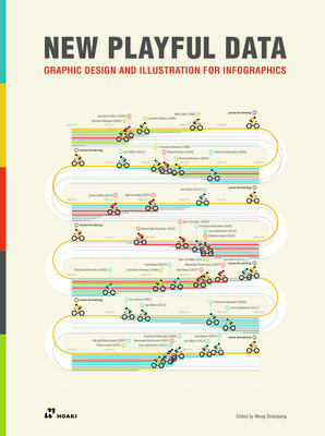 New Playful Data: Graphic Design and Illustration for Infographics Cover Image