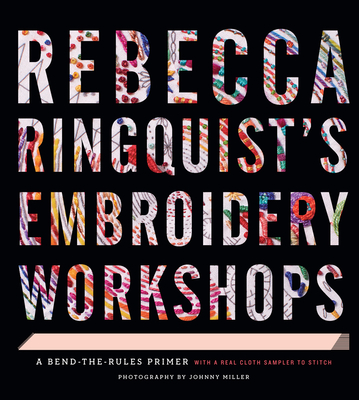 Rebecca Ringquist's Embroidery Workshops Cover