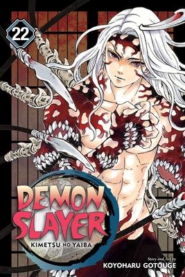 Demon Slayer: Kimetsu no Yaiba, Vol. 22 Cover Image
