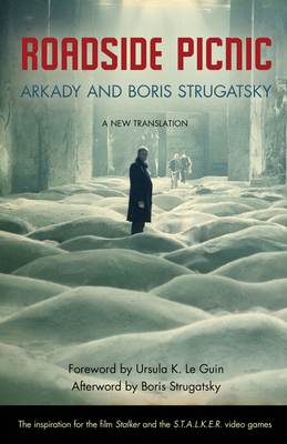 Roadside Picnic (Rediscovered Classics) Cover Image
