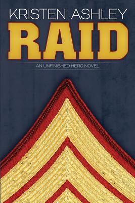 Raid: An Unfinished Hero Novel Cover Image