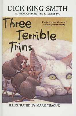 Cover for Three Terrible Trins