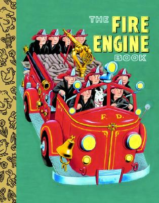 The Fire Engine Book Cover Image