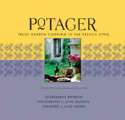 Potager: Fresh Garden Cooking in the French Style Cover Image
