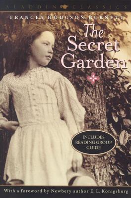 The Secret Garden (Aladdin Classics) Cover Image