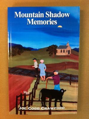 Mountain Shadow Memories Cover Image