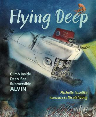 Flying Deep: Climb Inside Deep-Sea Submersible Alvin Cover Image