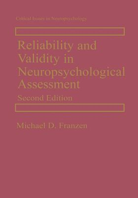 Reliability and Validity in Neuropsychological Assessment (Critical Issues in Neuropsychology) Cover Image