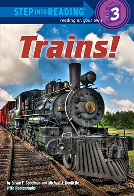 Trains! Cover