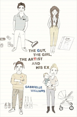 The Guy, the Girl, the Artist and His Ex Cover Image