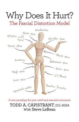 Why Does It Hurt?: The Fascial Distortion Model: A New Paradigm for Pain Relief and Restored Movement Cover Image