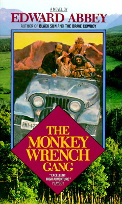 Monkey Wrench Gang Cover Image