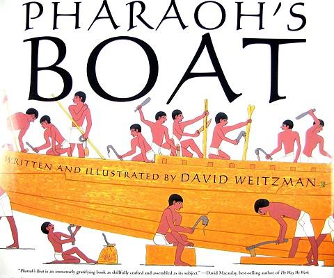 Pharaoh's Boat Cover