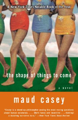 Cover for The Shape of Things to Come