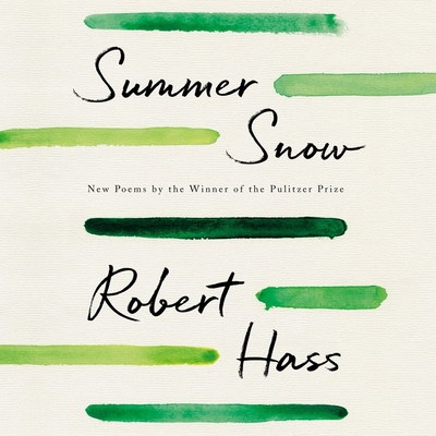 Summer Snow: New Poems Cover Image