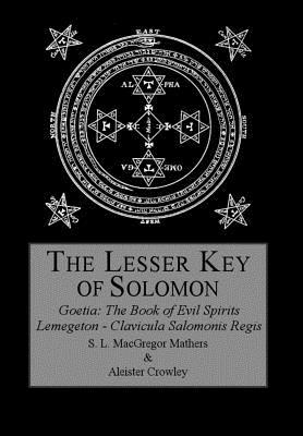 The Lesser Key of Solomon Cover Image
