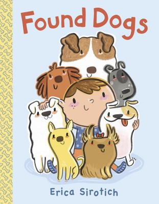 Cover for Found Dogs