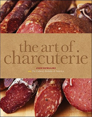 The Art of Charcuterie Cover