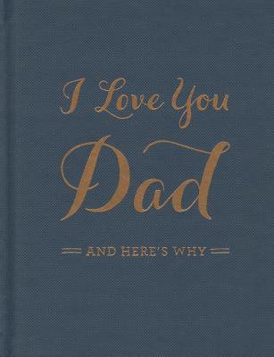 I Love You Dad cover image