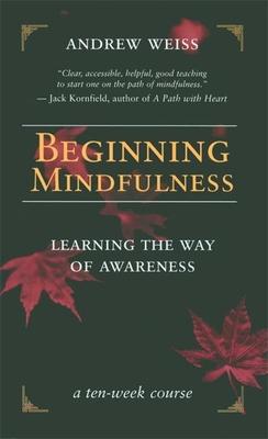 Beginning Mindfulness Cover