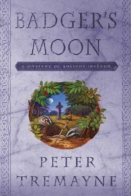 Badger's Moon: A Mystery of Ancient Ireland Cover Image