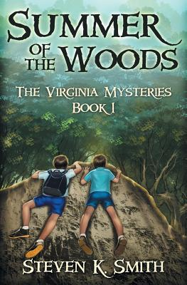 Summer of the Woods (Virginia Mysteries #1) Cover Image