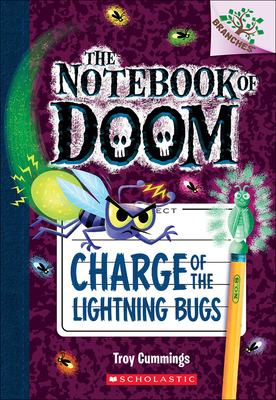 Charge of the Lightning Bugs (Notebook of Doom #8) Cover Image