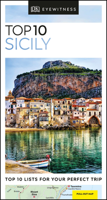 DK Eyewitness Top 10 Sicily (Travel Guide) Cover Image