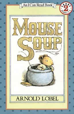 Mouse Soup Cover