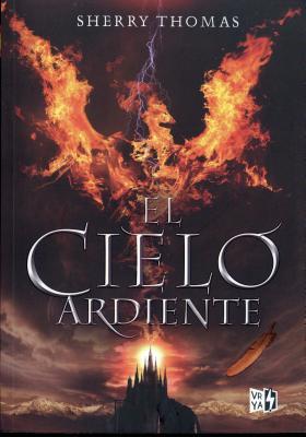 El Cielo Ardiente Cover Image