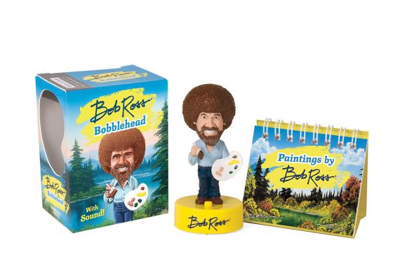 Bob Ross Bobblehead: With Sound! (RP Minis) Cover Image