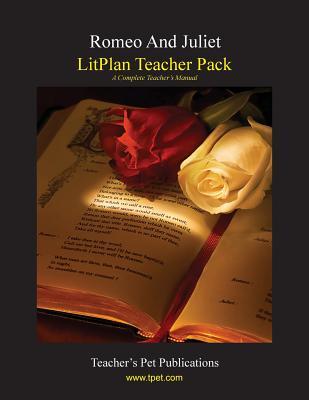 Litplan Teacher Pack: Romeo and Juliet Cover Image