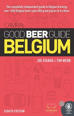 CAMRA's Good Beer Guide Belgium Cover Image