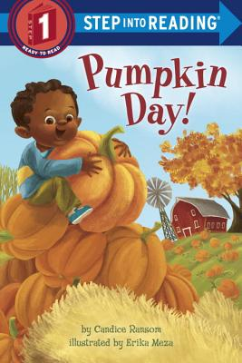 Pumpkin Day! (Step into Reading) Cover Image