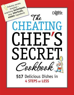 Cover for The Cheating Chef's Secret Cookbook