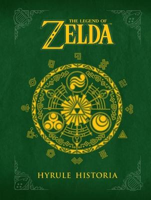 The Legend of Zelda: Hyrule Historia Cover Image
