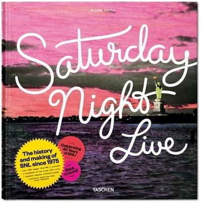 Saturday Night Live: The Book Cover Image