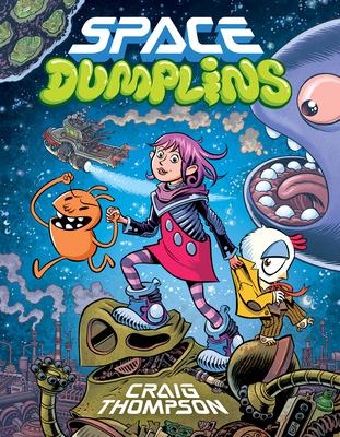 Space Dumplins Cover Image
