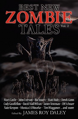 Best New Zombie Tales (Vol. 2) Cover