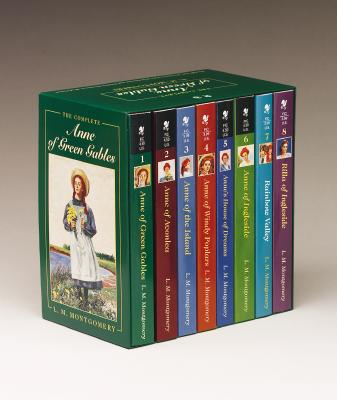 The Complete Anne of Green Gables Cover