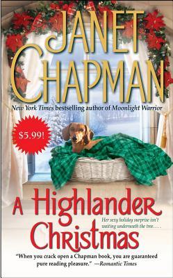 Cover for A Highlander Christmas