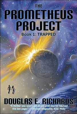 Trapped (Prometheus Project) Cover Image