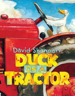 Duck on a Tractor Cover Image