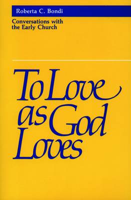 To Love as God Loves Cover